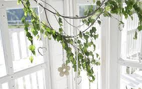 Diy Spätsommerliche Fensterdeko Mit Heart Serviettenringen
