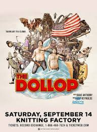 The Dollop With Dave Anthony And Gareth Reynolds At Knitting