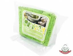 <b>Cheese Lovers Песто</b> зеленый <b>сыр</b> 50%, кусковой (Лента)