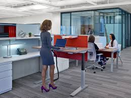 office workstations desks. Haworth Compose Workstation With Planes Height Adjustable Standing Desk Ideas Office Workstations Desks