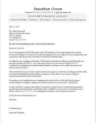 Ideas Of Cover Letter Internship Asset Management Marvelous Cover