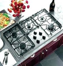 gas cooktop with downdraft. Exellent Downdraft Gas Cooktop With Downdraft Griddle And  Inside Gas Cooktop With Downdraft