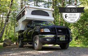 Truck Camper for sale - '99 Ford F150 & '92 Jayco Pop Upbeyond ...
