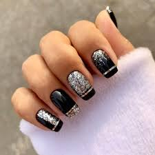New Year Fingernail Designs 100 Easy New Years Eve Nail Art Design Ideas Page 63 Of