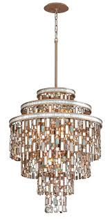 mother of pearl chandelier. 13 Light Pendant Mother Of Pearl Mosaic Chandelier Island White L