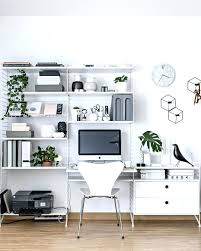 home office workspace. Enchanting Flat Home Office Workspace