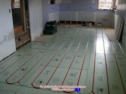 In Floor Heating System Under Tile Shower Underfloor Installation Under Tile Floor Heating Reviews