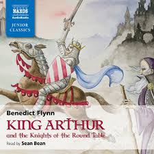 flynn b king arthur and the knights of the round table unabridged