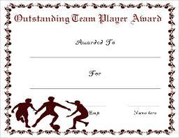 soccer awards templates editable soccer award certificate templates free premium templates