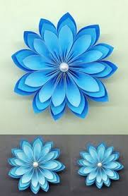 Chart Paper Flowers Step By Step 2759 Best Paper Flowers Images In 2019 Paper Flowers