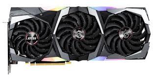 <b>Видеокарта MSI GeForce</b> RTX 2080 SUPER 1845MHz PCI-E 3.0 ...