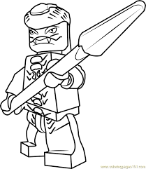 Lego Ninjago Coloring Page 2016 New Hd Video For Kids 12
