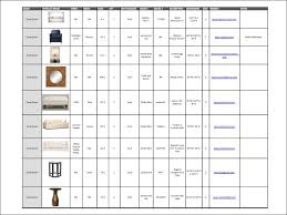 Furniture Selection. Picture