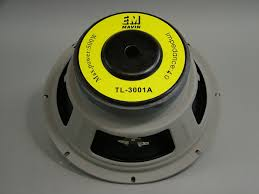 speakers 12 inch. amazing mavin tl3001a 12 inch woofer speakers