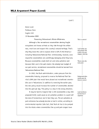 007 Research Paper Page Example Mla Format Museumlegs