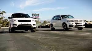 Coupe Series bmw x5 vs range rover sport : Bmw X5 vs Range Rover Sport - YouTube