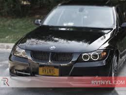 BMW 3 Series bmw 3 series 2007 : Rtint® BMW 3-Series Sedan / Wagon 2006-2011 Headlight Tint | Film