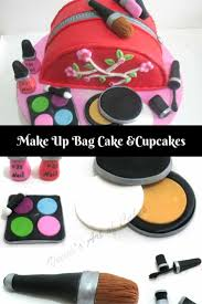 a make up bag cake or cupcakes is a great birthday celebration or just get