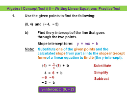 writing linear equations quiz quizlet tessshlo