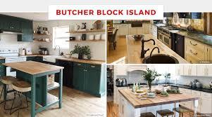 Butcher Design Ideas Butcher Block Kitchen Islands Best Island Ideas Saltandblues