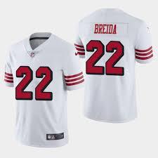 Matt Rush Legend - Breida Color Jersey White 49ers edfbdddffbbbeb|DALLAS COWBOYS FAN NETWORKING