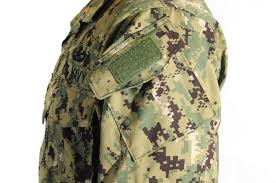 The Navys Woodland Cammies The Roll Out Plan How To Wear