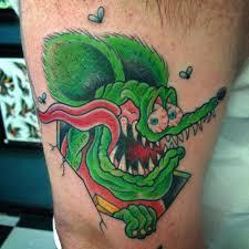 rat fink by william tattoonow
