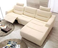 sectional sofas with recliners cream leather sofa set recliner chair sleeper cream leather sectional s74