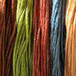 Classic Colorworks To Dmc Equivelents Cross Stitch