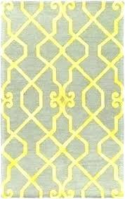 light yellow rug and white rugs modern gray fantastic organic grey moroccan trellis area 76x95