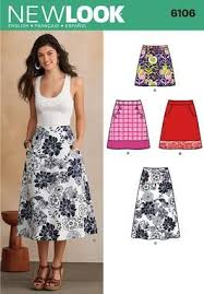Skirt Patterns With Pockets Interesting Simplicity 48 Misses' Skirts It Has Pockets D Simply Skirts