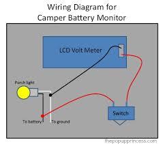pop up camper mods installing a battery monitor the o jays pop pop up camper mods installing a battery monitor
