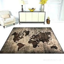 old world map rug world map area rug super soft modern vintage rugs living room carpet