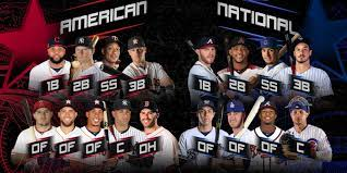 MLB All-Star Roster Starters and Reserves