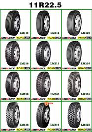 22 5 Truck Tire Size Chart Tire Sizes Truck Tire Sizes
