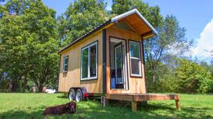 Small Picture The Big Mack Tiny House from Tiny Happy Homes Tiny House Design