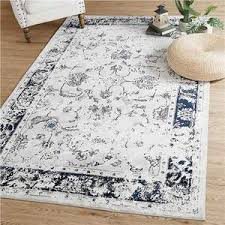 8 by 10 area rugs. Polyester Rugs Traditional Vintage Distressed Area Rug 8\u0027x10\u0027 Coastal Style 8 By 10