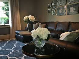 Leather Couch Living Room 25 Best Ideas About Dark Brown Couch On Pinterest Leather Couch