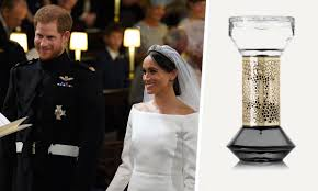 Meghan Markle's royal wedding <b>Diptyque scent diffusers</b> WERE ...