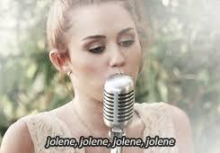 Miley Cyrus  The Backyard Sessions Backyard Sessions Jolene