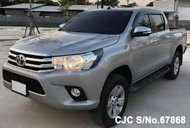 The durable, reliable and most dependable Hilux Revo Pickup Trucks ...