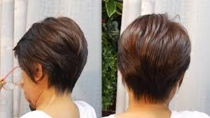 Short Haircut ซอยผมสนใหดทย สวยlcd R Videostube