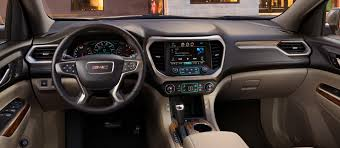 preview the 2017 gmc acadia