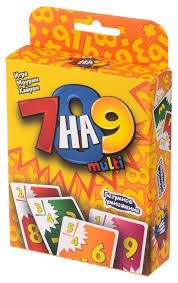<b>Настольная игра Magellan 7</b> на 9 multi MAG09951 — купить по ...