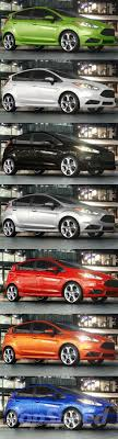 2014 2015 Ford Fiesta St Pictures Photos Wallpapers And