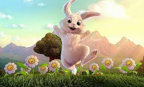 3D Cartoon Bunny Picture Wallpapers Hd ...