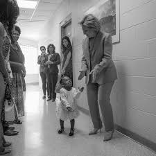 """Hillary Clinton on Twitter: """"To every little girl who dreams big: Yes, you  can be anything you want—even president. Tonight is for you. -H… """""""