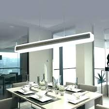 modern hanging lamps dining room white minimalism led pendant lights office lamp for in dining hanging lights room