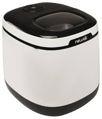 newair ai 250w 50 lb portable countertop ice maker contemporary ice makers by luma comfort