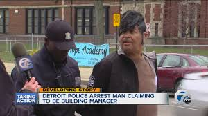 Buiding Manager Building Manager Arrested Youtube